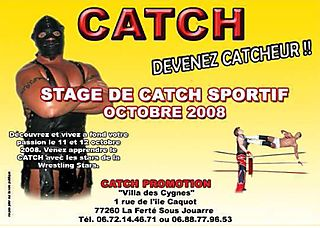 Stage catch oct 08