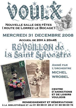 Saint sylvestre[1]