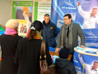 Stand siyonne carrefour