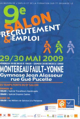 Forum emploi 2009