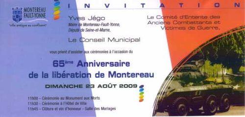 65 libération montereau