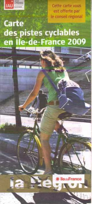 Carte pistes cyclables idf