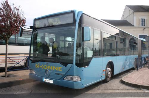 Bus citaro siyonne