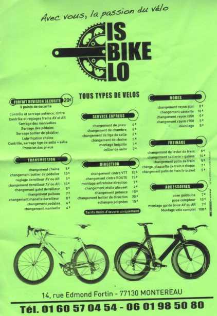 Is bike lo