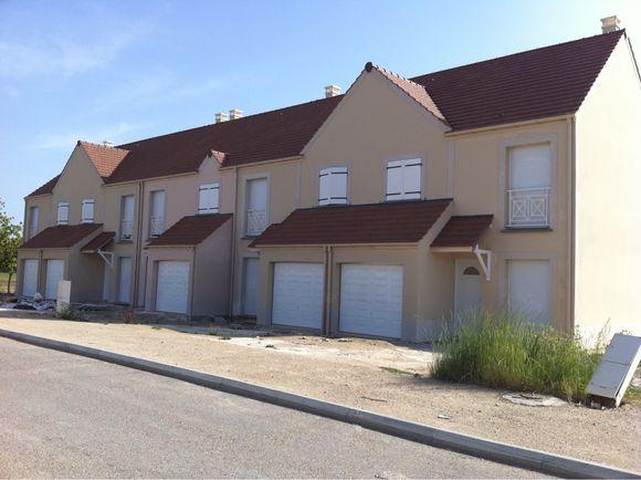 De nouvelles constructions au quartier St Jean