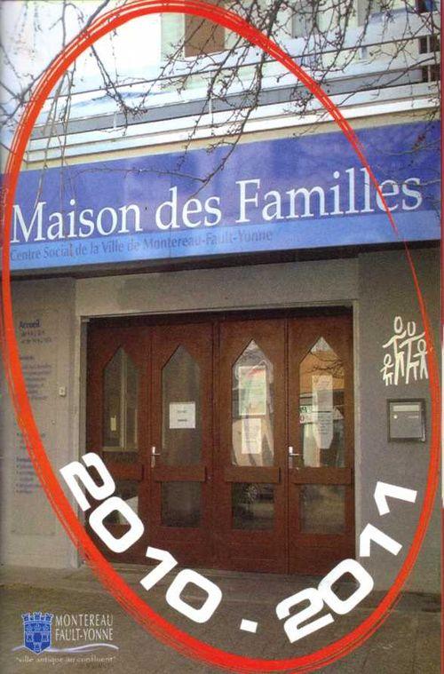 Guide maison des familles 2010