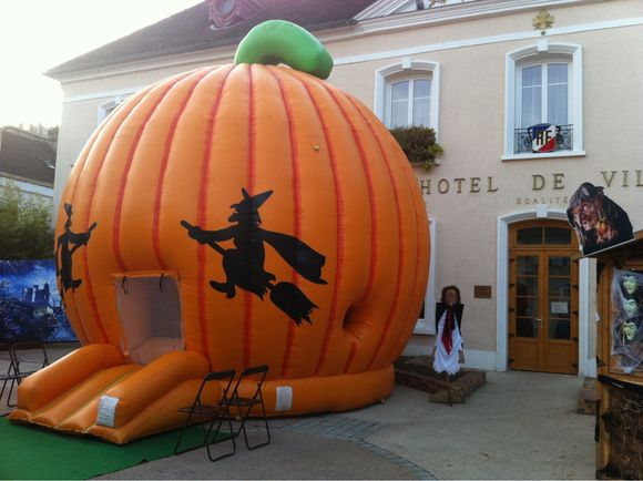 Halloween à Montereau