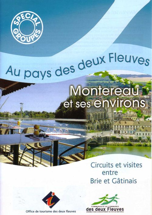 Brochure groupe tourisme