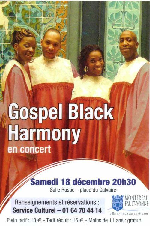 Gospel noel 2010