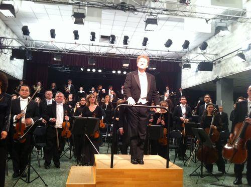 Concert régional