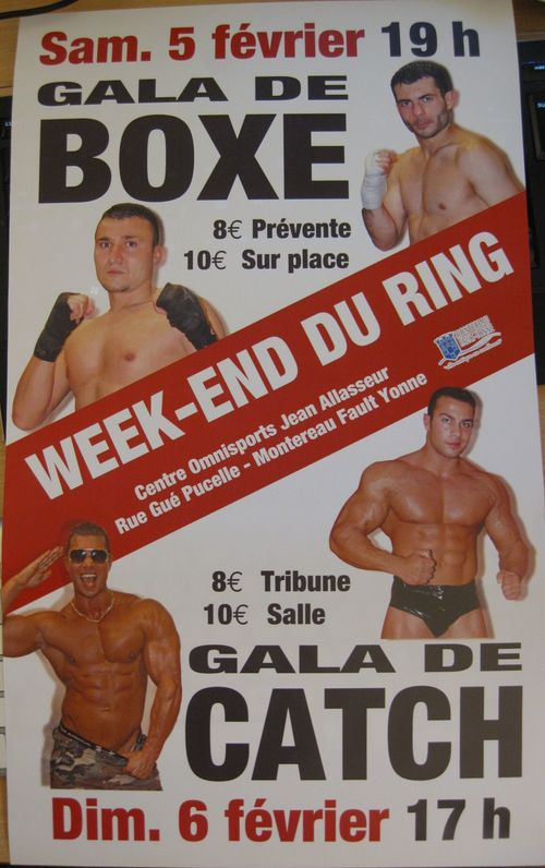 Projets affiche we ring