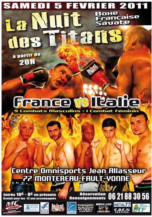 Boxe 2011