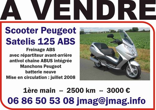 Peugeot à vendre