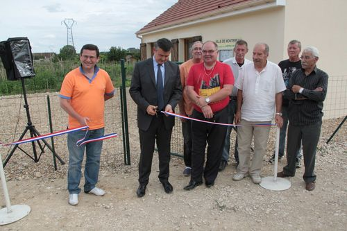 Jardins ouvriers inauguration