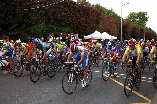 Course cycliste 2011