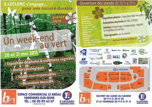 Expo vert leclerc