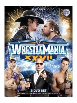 WWE27dvd