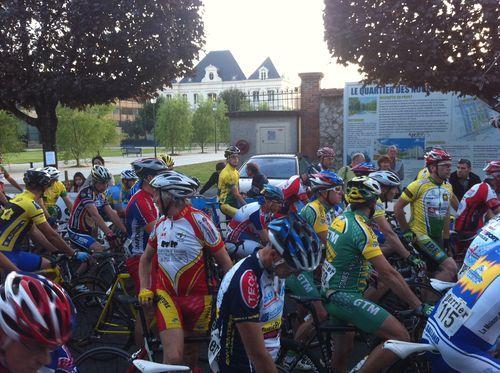 Cource cycliste montereau 2010