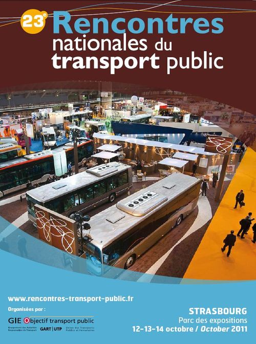 23e rencontres nationales du transport public