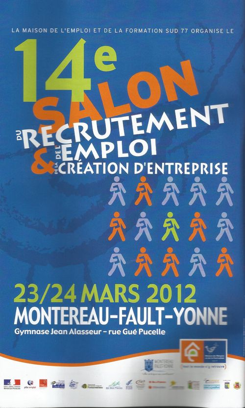 Scan salon emploi  2012