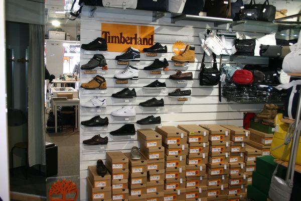 magasin timberland en ile de france