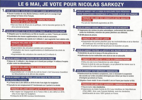 Scan 10 raisons de voter sarko0001