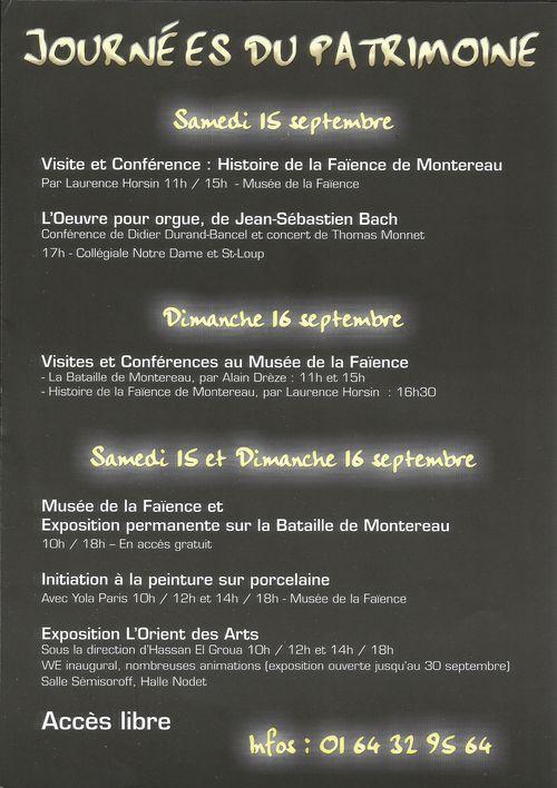 Scan journées patrimoine 2012