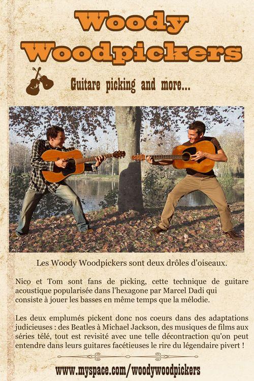 Bio Woody Woodpickers