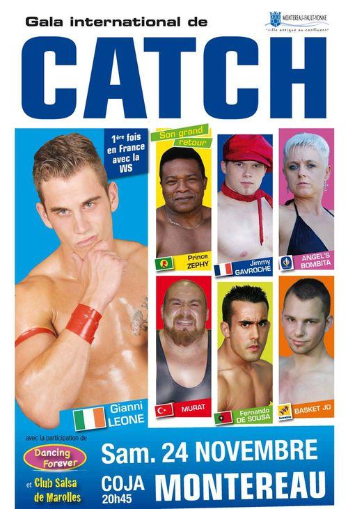 Catch nov 2012