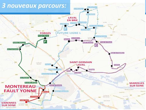 Plan réseau nord siyonne
