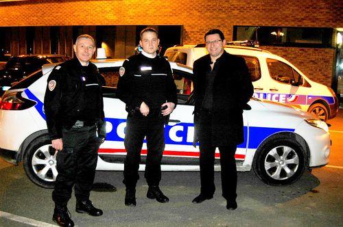 POLICE ST SYLVESTRE bis