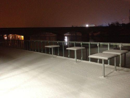 Terrasse domino