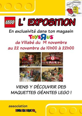 Super expo à Villabé