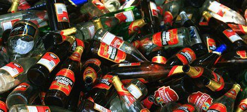 Cadavres bouteilles