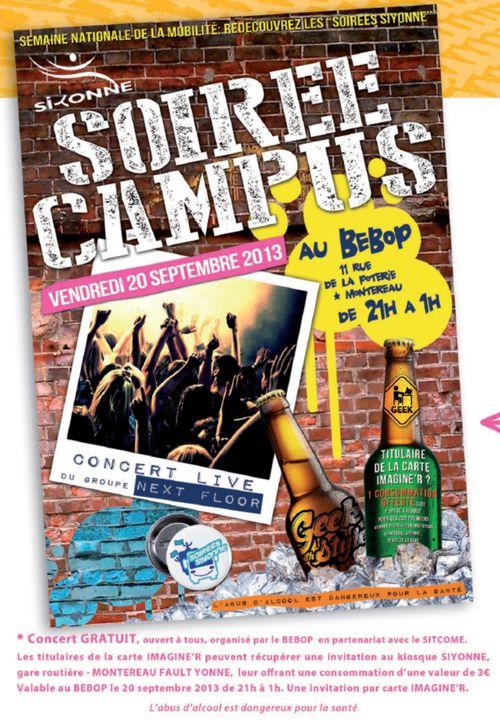 Sitcome campus 2013