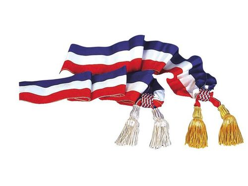écharpes tricolores