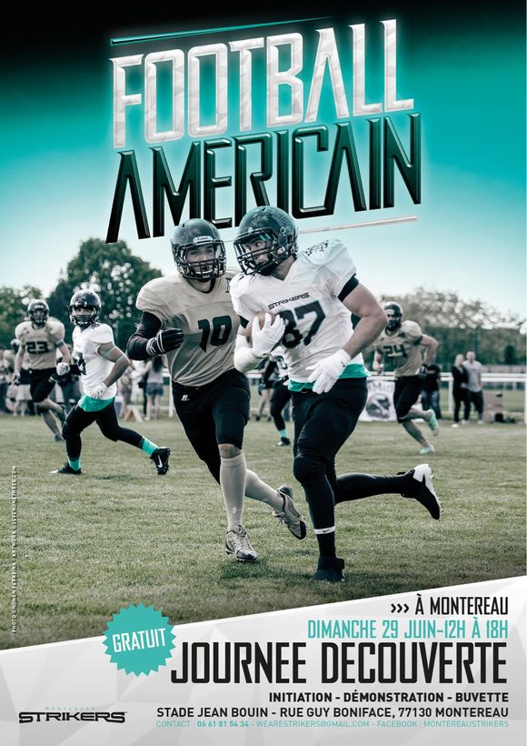 Découvrez le football américain