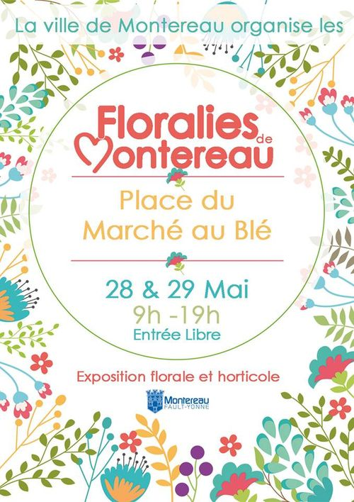 Floralies affiches 2016