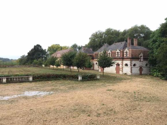 Visite du Château de Motteux à Marolles sur Seine
