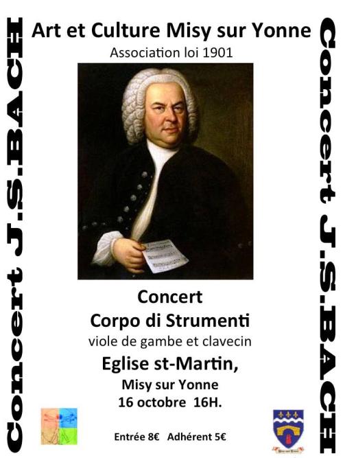 Concert misy