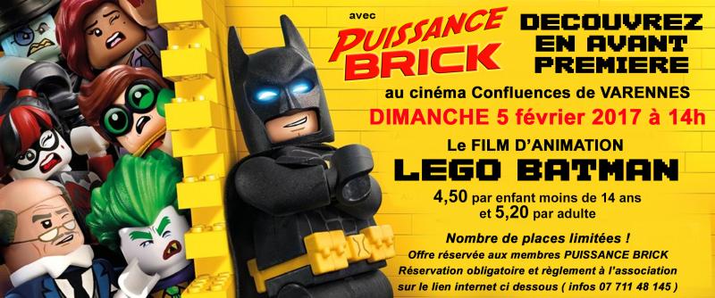 Lego batman puissance brick