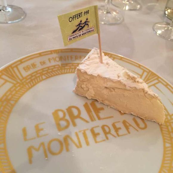 Dégustez le Brie de Montereau