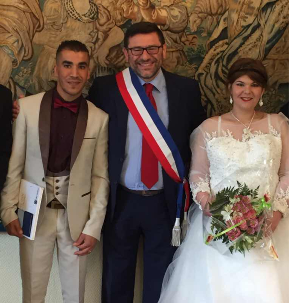 Félicitations à Amine et Giovana