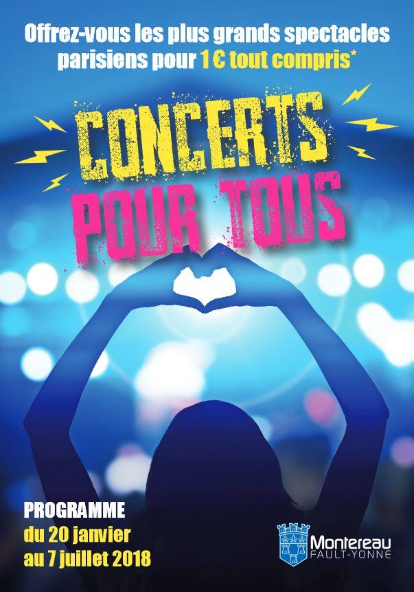 Capture concerts pour tous