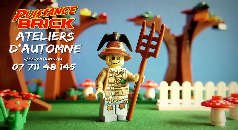 Atelier d'automne LEGO