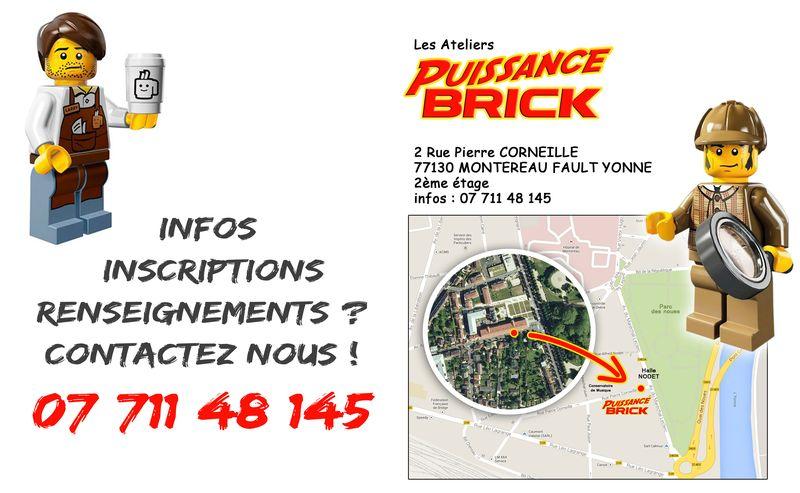 Infos puissance brick