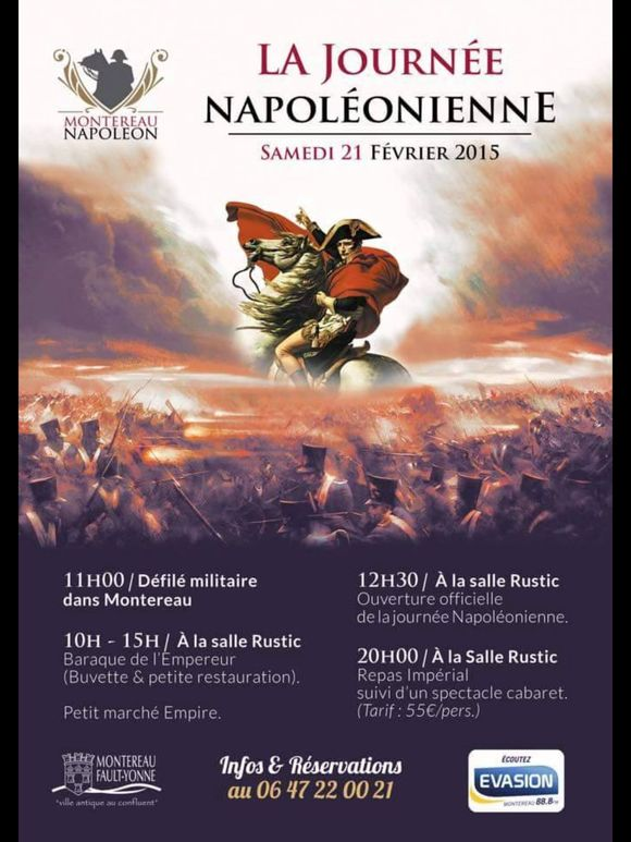 Journée Napoléon. 2015