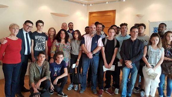 19 jeunes sont aidés par la ville dans le cadre de l'opération Sacs ADOS
