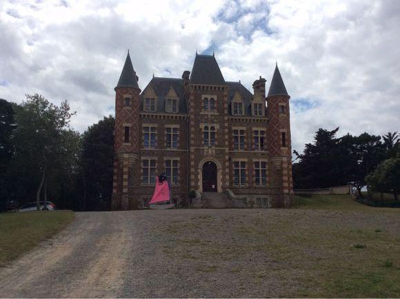 Rencontre avec les jeunes monterelais en colonie de vacances en Bretagne