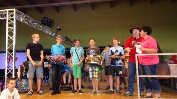 Un seine-et-Marnais remporte le concours des maquettes à La convention de Rosheim